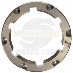 00341509  -  Nut - Rear Axle Spindle