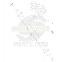 W8000274  -  Retainer - Rear Wheel Spindle