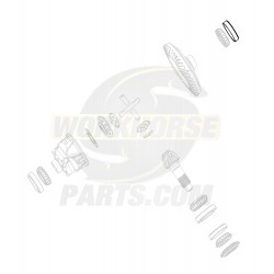 W8000105  -  Bearing Cup - Differential