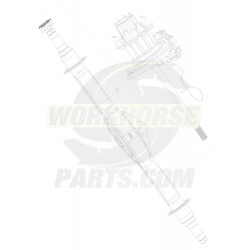 W8000273  -  Nut - Spindle