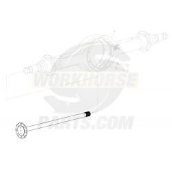 "W8001158  -  Axle Shaft - Right Hand (Short - 37.834"")"