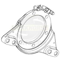 W8002424  -  Torque Plate Asm - RH