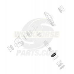 W8002782  -  Bearing Cone Asm - Inner Pinion