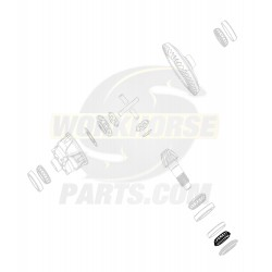 W8002783  -  Bearing Cone Asm - Outer Pinion