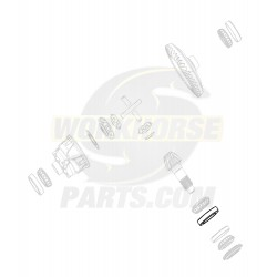 W8003004  -  Inner Pinion Bearing Cup