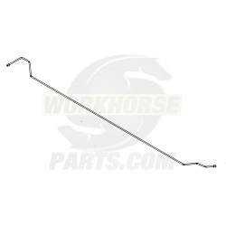 W0000306  -  Tube Asm - ABS, Front LH