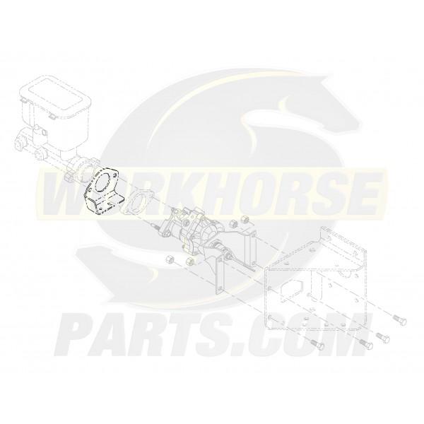 15997190  -  Support - Brake Master Cylinder