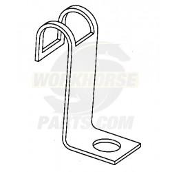 W0000633  -  Bracket - ABS Sensor Wire (Front & Rear)