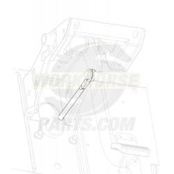 W0002082  -  Brake Pedal Push Rod
