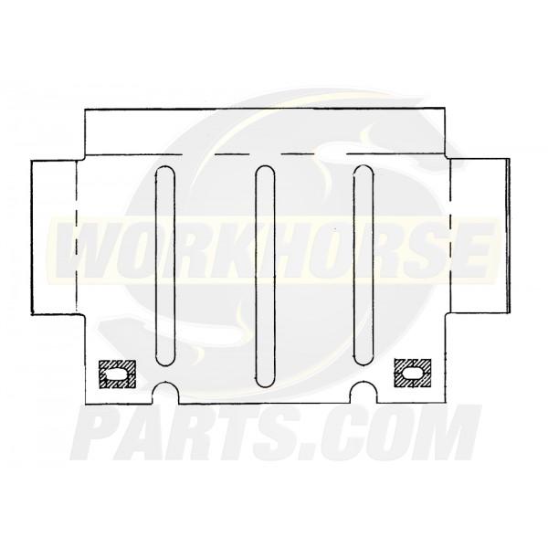 W0010128  -  Shield Heat - Electronic Brake Control