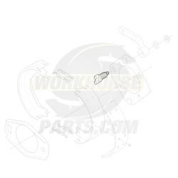 W8000228  -  Camshaft - Park Brake Shoe Adjuster