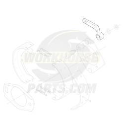 W8000230  -  Lever - Park Brake to Cam
