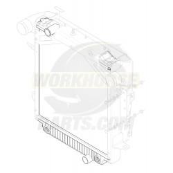 W8002820  -  Radiator Asm (4.5L Diesel)