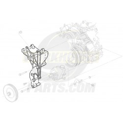 12554030  -  Bracket Asm - Alternator & Power Steering Pump