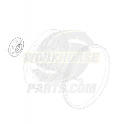 12563532  -  Spacer - Flywheel