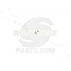 W0013343  -  Hanger Asm - Exhaust Tail Pipe Front