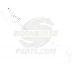 W0013802  -  Pipe Asm - Exhaust Manifold, RH