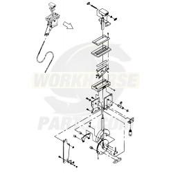 W8005300  -  Kit - Remote Shift Lightpipe