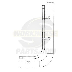 15732834  -  Pipe Asm - Fuel Tank Filler
