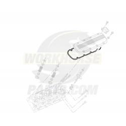 12559597-WCC  -  Gasket - Valve Cover (8.1L)