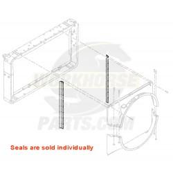 W0006215  -  Seal- Radiator Shroud Side