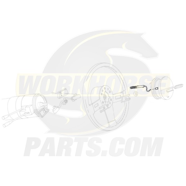 09769448  -  Wire Asm - Horn Switch