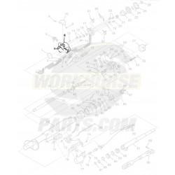 26035068 - Cover - Steering Column Housing