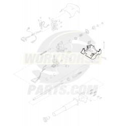 26038796 - Shroud - Lower Steering Column