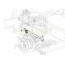 W0000449  -  Link Asm - Drag (Steering Linkage Relay)