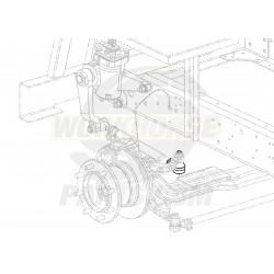 W8000135  -  End - Drag Link, LH