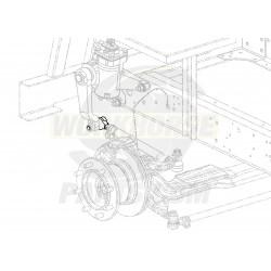 W8000136  -  End - Drag Link, LH