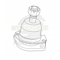 W8803006  -  Front Upper Control Arm Joint (Independent - Disc/Drum)