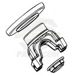 W8004469  -  Yoke And Slinger Asm - Pinion Shaft (SPL70 Series)
