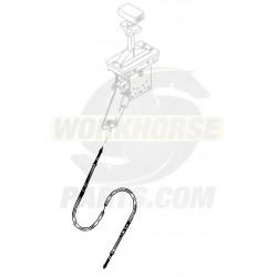 W8005306  -  Cable Asm - Remote Shift