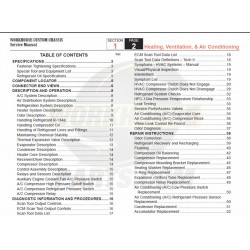 2005-2007 Workhorse LF72 HVAC Service Manual Download