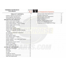 2005-2007 Workhorse LF72 Air Suspension Service Manual Download