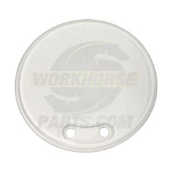 101387 - Round Actia Instrument Replacement Lens Cover with button holes
