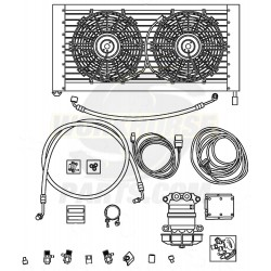 W8003094  -  Crystal Air A/C Kit (A/C Upgrade System for W-Series)