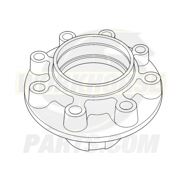 00352982  -  Hub - Rear Wheel (P42 w/ Drum)