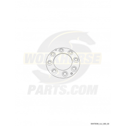 00472536  -  Ring Asm - Wheel Clamp