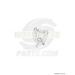 12383506  -  Upper Control Arm - Right Hand (Independent - Disc/Drum)
