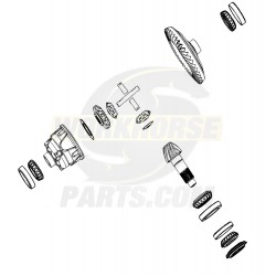 W8000384  -  Differential Basic Overall Kit