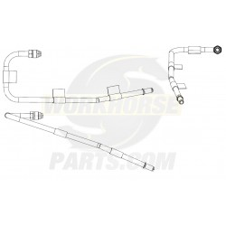 W0003358  -  Tube Asm - Fuel Return, Tank/Filter