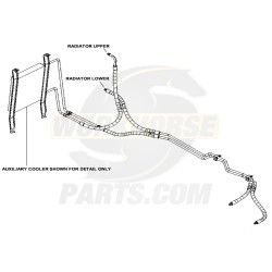 W8003486  -  Kit - New Level Hose Asm For Transmission Oil Cooling