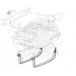 15712467  -  Strap Asm - Fuel Tank