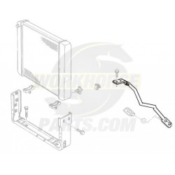 15990614  -  Brace - Radiator Upper Support