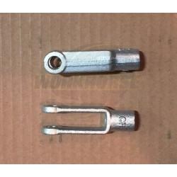 00144243  -  Clevis - Adjusting Rod End