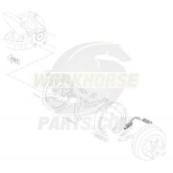 03694822  -  Spring - Propshaft Park Brake