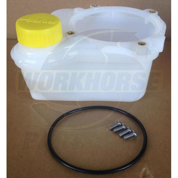 12478148  -  J71 Park Brake Pump Fluid Reservoir