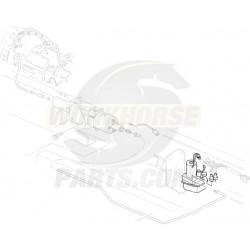15018962-USP12 - P12 Park Brake Pump Assembly With Motor (Aftermarket)